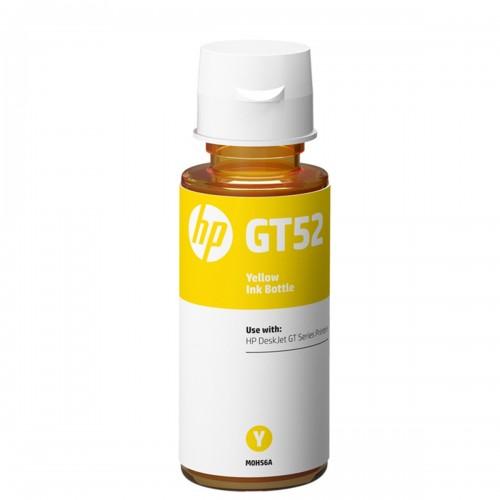 TINTA HP GT52 GT 52Y M0H56AL AMARELO | GT5822 INK TANK 416 SMART TANK 517 532 617 | ORIGINAL 70ML