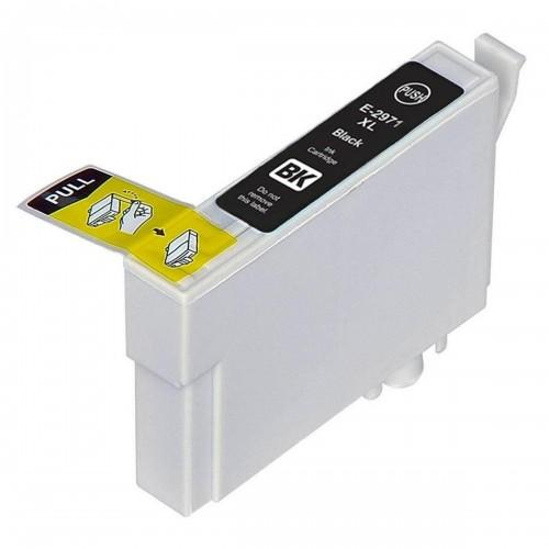 CARTUCHO DE TINTA COMPATÍVEL COM EPSON T297120 T297 PRETO | XP441 XP241 XP-441 XP-241 | 17ML