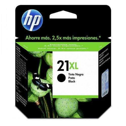 CARTUCHO DE TINTA HP 21XL | C9351CB PRETO D1360 PSC 1410 F380 | ORIGINAL 12 ML