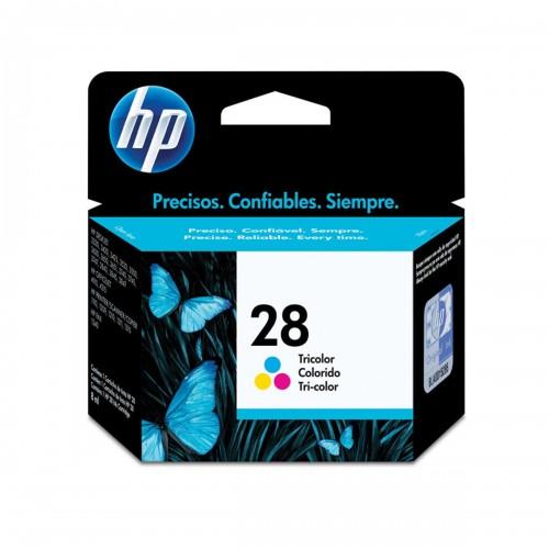 CARTUCHO DE TINTA HP 28   C8728AB   COLOR   ORIGINAL HP   8ML