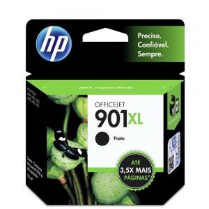 CARTUCHO DE TINTA HP 901XL, 901 CC654AB PRETO | J4550 J4540 J4660 J4580 J4680 | ORIGINAL 15,5 ML