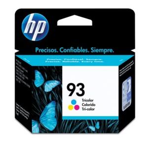 CARTUCHO DE TINTA HP 93 | C9361WB | COLOR | ORIGINAL | 5ML
