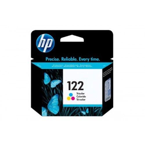 Cartucho de Tinta HP 122 CH562HB Color | Deskjet 2000 Deskjet 2050 Deskjet 1000 3050 | Original 2 ml