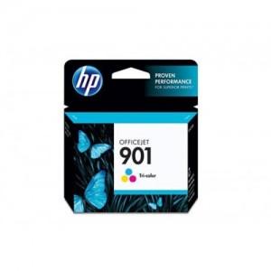Cartucho de Tinta HP 901 CC656AL CC656AB Colorido | J4660 J4580 J4550 J4540 | Original 13 ml