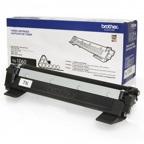 TONER BROTHER TN-1060 | DCP-1602 DCP-1512 DCP-1617NW HL-1112 HL-1202 HL-1212W | ORIGINAL 1K