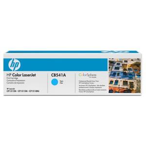 TONER HP CB541A CB541AB 125A CIANO | CP1515 CP1518 CM1312 CP1215 | ORIGINAL