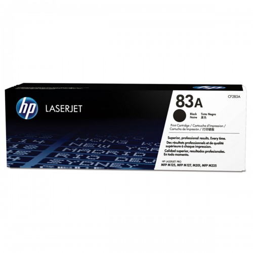 TONER HP CF283A 83A | M-127FN M-127FW M127 M125 M201 M225 M226 M202 | ORIGINAL