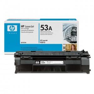TONER HP 53A PRETO LASERJET ORIGINAL (Q7553A)