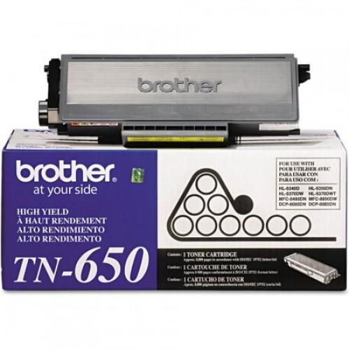 TONER BROTHER TN650 ORIGINAL