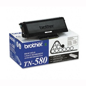 TONER BROTHER ORIGINAL TN-580 | TN580 BLACK | DCP8060 | HL-5240 | MFC8460